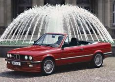 Alpina Cabrio pictures - Free greatest gallery of Alpina Cabrio pictures for your desktop. HD wallpaper for backgrounds Alpina Cabrio car tuning Alpina Cabrio and concept car Alpina Cabrio wallpapers. Bmw E30 Cabrio, Bmw E30 325, Bmw E24, Cabriolet Bmw, 3 Bmw, Bmw Alpina, Bmw E30 Convertible, Bmw Vintage, Bmw Classic Cars