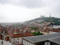Lyonnais Vue. LYON, France.