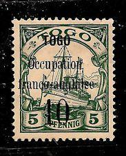 German Colony Togo Scott 154 Mint Hinged, sold $27.75 21 bid