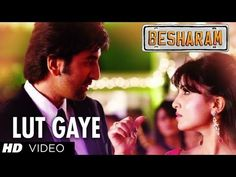 The song Lut Gaye (Tere Mohalle) from Besharam has Ranbir Kapoor teasing Pallavi Sharda in full tapori style. #Bollywood #Movies