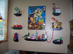 Little Tikes toddle tots used in Toy Story decor