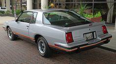 1986 Pontiac Grand Prix 2+2 Aerocoupe