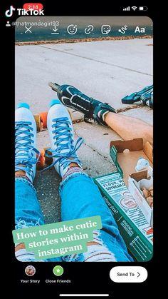 Amanda Nicole on TikTok Insta Ideas, Insta Photo Ideas, Instagram Story Ideas, Photography Editing, Creative Photography, Photo Editing, Ig Story, Insta Story, Social Media Page Design