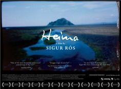 Heima- a film by Sigur Rós'