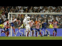real madrid vs atletico de madrid we can not forget that moment ,champions league Cristiano Ronaldo, Real Madrid, Champions League, Forget, In This Moment, World, Youtube, Athlete, Training