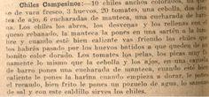 Chiles campesinos 1937