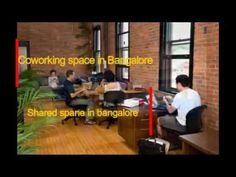 Easily get a shared office space in Bangalore at Common Desk