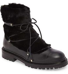 Darcie Genuine Shearling Boot