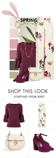 """""""Spring has sprung - Florals!!!"""" by ritadolce ❤ liked on Polyvore featuring Gloria Coelho, Etro, Chloé and John Hardy"""