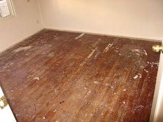 Good Cleaning Old Hardwood Floors After Removing Carpet