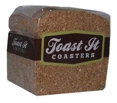 Trickery Toaster Coasters