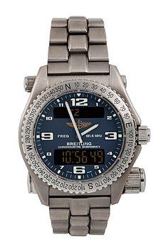Vintage Breitling Men's watch