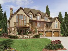 Craftsman Mountain home