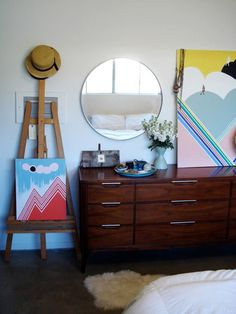 Small Cool Spaces in Los Angeles, 700sq ft Overhauled at Echo Park