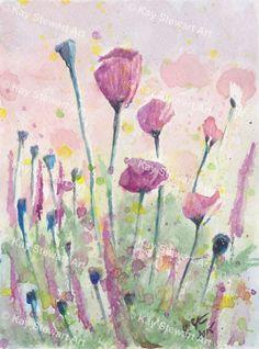 Poppies Poppies, Gallery, Artwork, Flowers, Painting, Art Work, Work Of Art, Auguste Rodin Artwork, Painting Art