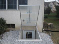 Superbe Cleargress Basement Door, Cleargress Cellar Door, Polycarbonate Bilco Door,  Clear Bilco Door,
