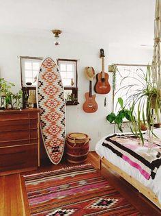 ☮ American Hippie Bohéme Boho Lifestyle ☮ Bedroom ähnliche Projekte und Ideen wie im Bild vorgestellt findest du auch in unserem Magazin