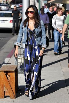 Mom-to-be Jenna Dewan-Tatum steps out looking chic in Beverly Hills - Celebrity Baby Scoop