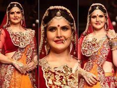 Fulfill a Wedding Tradition with Estate Bridal Jewelry Wedding Book, Dream Wedding, Wedding Ideas, Fashion News, Fashion Beauty, Fashion Trends, Rajasthani Bride, Marriage Jewellery, Mang Tikka