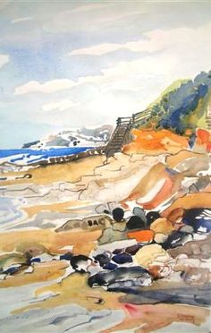 Lorraine Wilson  Sheffield Beach  KZN