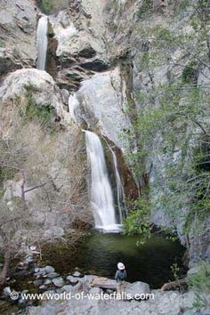 Top 10 Best Southern California Waterfalls - our list of the best we've visited