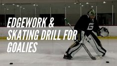 In this puckhandling drill, the goalie plays a puck behind his/her net and takes a shot while controlling the rebound. Get our 10 best (unreleased) on ice p. Hockey Goalie, Take A Shot, Instagram And Snapchat, Lake Erie, Rebounding, Drills, Skating, Michigan