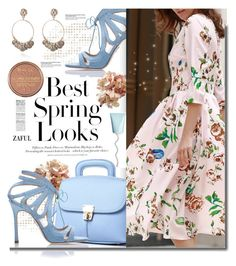 """Zaful.com: Best Spring Looks!"" by hamaly ❤ liked on Polyvore featuring Chelsea Paris and H&M"