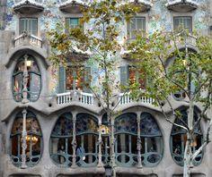 Casa Batlló by ortisfarre #fadighanemmd