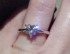 Post your heart shaped engagement rings | Page: 2