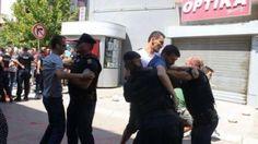 Foto #Dhuna policore ndaj #VV