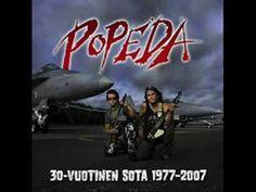 Popeda - Onhan päivä vielä huomennakin - YouTube