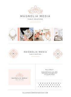 New Brand + Website Launch for Magnolia Media PR