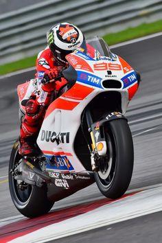Jorge Lorenzo Ducati GP17