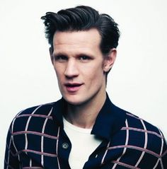 A Doctor a day/Matt Smith for Edgar Daily, January, 2017 ...a doctor a Day....takes all boredom away!