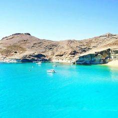 Morocco, Charrana beach in Nador