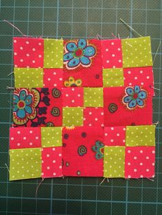 365 Challenge Quilt Blocks: Dag 18