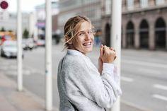 tifmys – Zara sweater & H&M shirt.