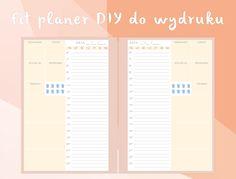 fit planer,planer,kalendarz,monthly,daily,diy,do wydruku,free,za darmo,printable