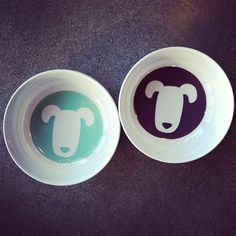 More bowls from ORE. Woof woof