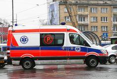 Ambulance in Bydgoszcz nel Województwo kujawsko-pomorskie, Poland