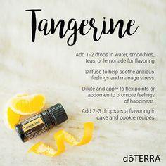 Tangerine essential