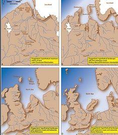 UNLOCKING THE SECRETS OF LOST PREHISTORIC LAND HIDDEN BENEATH THE SEA