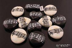 Elementos decorativos para los amantes a la música