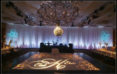 Lighting Creates The Perfect Mood For Any Wedding | Chicago Wedding Planner | Visions Wedding & Event Boutique