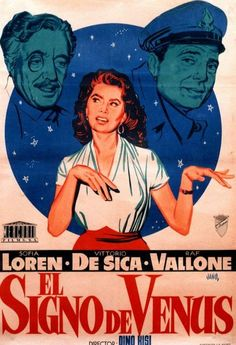 El Signo de Venus (Il segno di Venere, Italia, 1955) de Dino Risi.