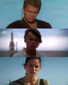 Is Rey a Skywalker??? << YES. If she's not I'm gonna throw a hissy-fit, haha.