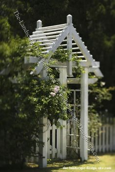 ideas about Picket Fence Garden on Pinterest Fence