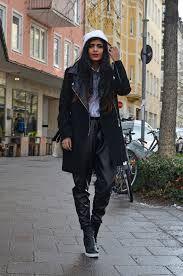 Image result for thrifted black coat