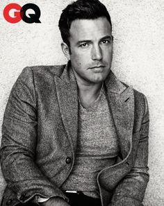 Ben Affleck - GQ Men of the Year 2012