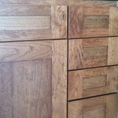 Cherry Wood w/ J.R. Stain Color